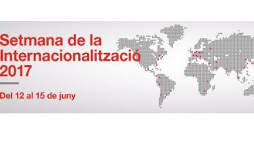 Setmana de la Internacionalització del 12 al 15 de juny