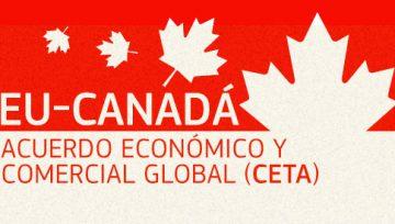 EU – CANADA (CETA) ACORD ECONÒMIC I COMERCIAL GLOBAL (AECG)