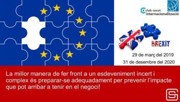 Programa contingència Brexit